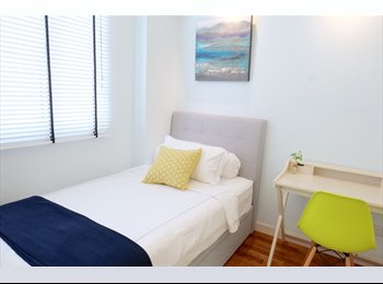 ∞   Modern & Clean Bedroom in the Heart of Orchard   ∞