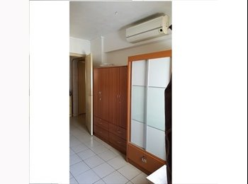 Vacant room - Master bedrm w/h toilet attac near to yishun...