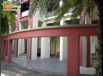 EasyRoommate SG - Single room next to LRT and Bus Stop, Singapore - $750 pcm