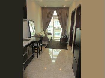 EasyRoommate SG - Cosy 1 bedroom apartment - Serangoon, Singapore - $2,100 pcm