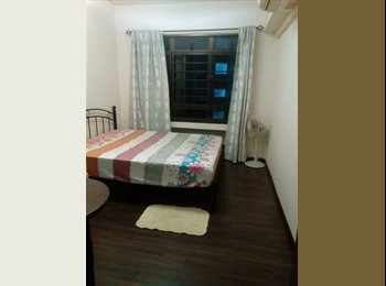 Nice room with private bath nr jurong west st 65