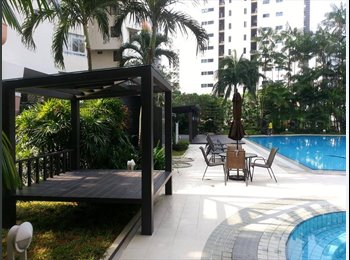 EasyRoommate SG - Junior Master Room at Cairnhill Road - Orchard, Singapore - $1,450 pcm