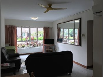 EasyRoommate SG - Simei MELVILLE PARK CONDO MASTER BED ROOM AVAILABLE IMMEDIATELY-Near to TAMPINES/PASIR RIS - Simei, Singapore - $1,000 pcm