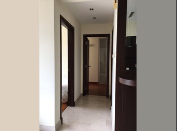 Furnished Junior Master Bedroom in spacious condo next to...