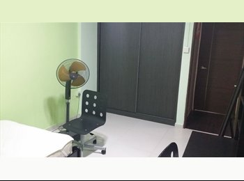EasyRoommate SG - Near NUS, Biopolis, Clementi common room for rent! - Clementi, Singapore - $800 pcm