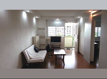 EasyRoommate SG - HDB Rental - 3I Blk 23 Toa Payoh East 3-Room Improved - Toa Payoh, Singapore - $2,200 pcm