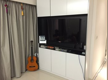 EasyRoommate SG - Common Room in Clementi - Near MRT  - Clementi, Singapore - $1,000 pcm