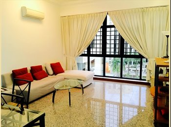 EasyRoommate SG - Common room with private bathroom in Dover Parkview Condo - Buona Vista, Singapore - $1,500 pcm