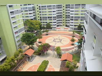 Fully Furnished Spacious Common room for S$690 including...