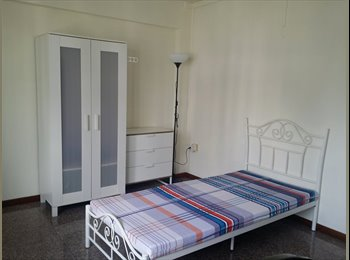Spacious Furnished Room with Attached Bath