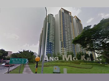 New HDB master room, nearly ang mo kio MRT