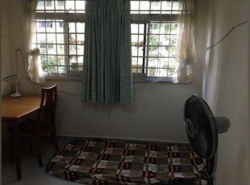 ROOM FOR RENT NEAR PASIR RIS MRT $800