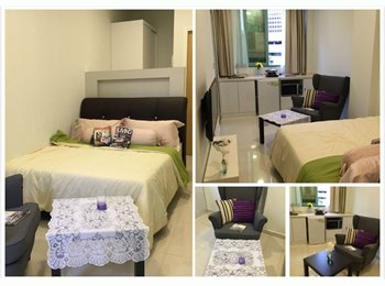 3Min Orchard MRT_Short or Long-term Apartment / Studio !...