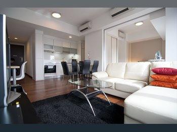 Luxury Apartment @ Raffles