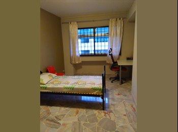 EasyRoommate SG - Common room for rent at Pasir Ris - Pasir Ris, Singapore - $600 pcm