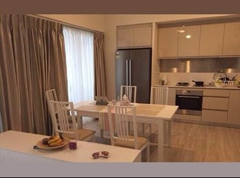 MINUTES walk to Dhoby Ghaut MRT station! Common room at...