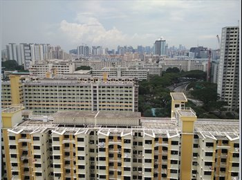 Small Room at Toa Payoh in central area