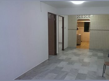 Whole Unit with 2 Bedrooms @ Tg Pagar