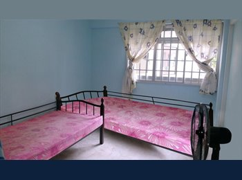 Tampines Cozy Room For Rent