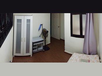 EasyRoommate SG - 356A Sembawang single room 5min walk to mrt - Sembawang, Singapore - $500 pcm