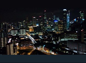 Room 4 minutes walk to 2 MRT Lines