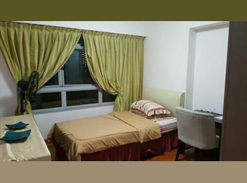 EasyRoommate SG - *no agent fees, 1 common room , Singapore - $650 pcm