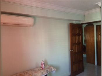 Aircon wifi! Common room at 59C Geylang Bahru for rent!