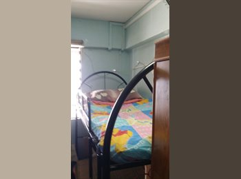 Bedspace For Rent(Only For Male Tenants) @ Blk 619.. BEDOK...
