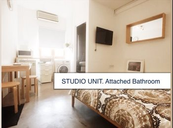 Studio Unit at Tanjong Katong. Near East Coast Pk and...