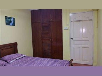MASTER  room very near Clementi MRT