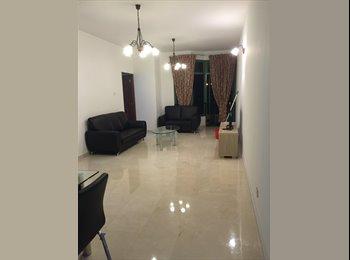 EasyRoommate SG - Spacious common room for rent in apartment near Kembangan MRT, Singapore - $940 pcm