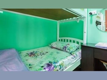 new female bed (2 in 1 room) at bugis area-3mins to MRT