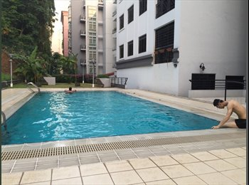 May have flat rent for share master room, near NAFA,...
