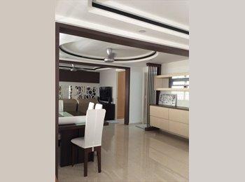 EasyRoommate SG - Common room near Marsiling MRT for rent, Singapore - $650 pcm