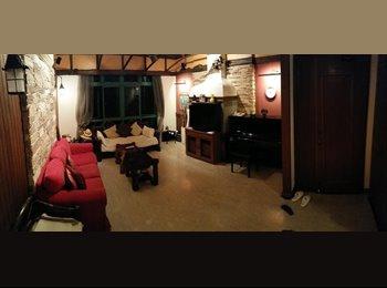 1,300 SGD-Beautifull common room Paya Lebar