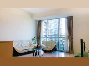 EasyRoommate SG - 2 Bedrooms Condo at Reflections for Rent, Singapore - $4,300 pcm