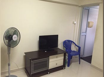 Master bedroom with Bathroom - Sharing Female only - Max 2...