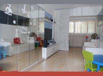 Sharing of 2 bedrooms apartment at Ang Mo Kio Ave 1
