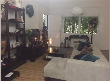 A room for rent in a garden sanctuary - One North