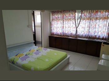 MASTER ROOM FOR RENT,
