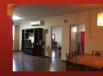 EasyRoommate SG - FILIPINO: master bedroom simei blk 108, Singapore - $1,100 pcm