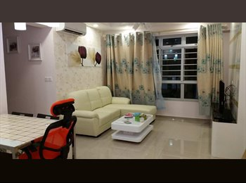 Newly renovated room fully furnished for Single occupant