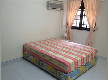EasyRoommate SG - LOOKING FOR FEMALE TENANT!, Singapore - $425 pcm