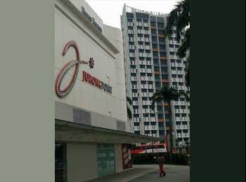 Near MRT. 2 new rooms for rental  (Jurong/Boon Lay)