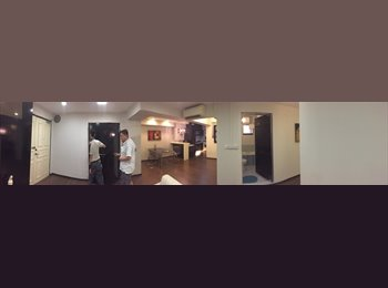 Cosy Common room + Total Privacy corner room for rent
