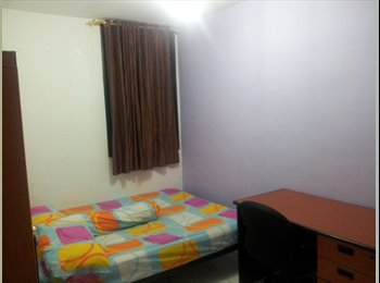 490 SGD/month common Room for rent,all in . 8 minutes walk...