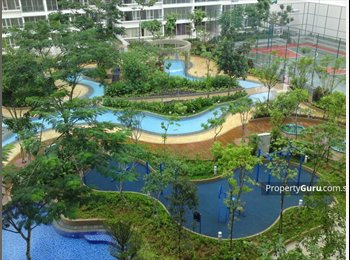 The Centris condo above Jurong point mall & next to Boon...