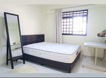 Cosy Spacious Room with Free WIFI- Chinatown