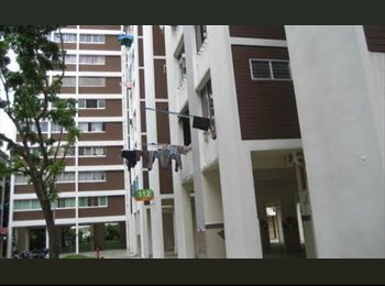 EasyRoommate SG - Simei 3 Bedrooms Fully Furnished Flat, Singapore - $3,000 pcm