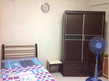 EasyRoommate SG - Blk 322 tampine st 33  room for rent, Singapore - $600 pcm
